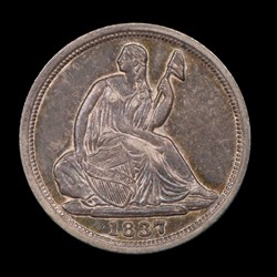 1837, V-5, Small Date