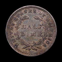 1837, V-5a, Small Date