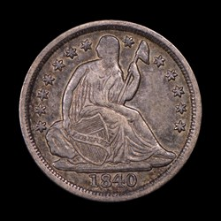1840-O, V-9, Small-O