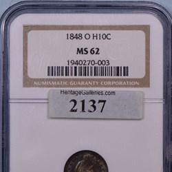 1848-O, V-5, Small O