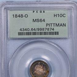 1848-O, V-4, Small O