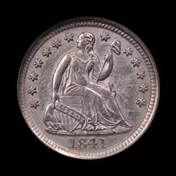 1841-O, V-1, Small O
