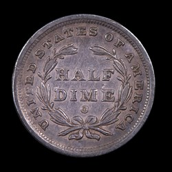 1839-O, V-3, Rotated Dies