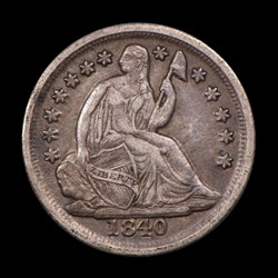 1840-O, V-3, Small-O