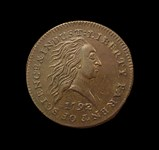 1792 small pattern cent