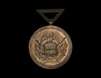 Gleason to Beallie Civil War Medal