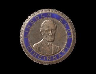 Lincoln Club of Cincinnati Pin