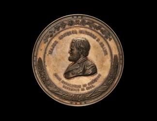 Major General Ulysses S. Grant Congressional Medal
