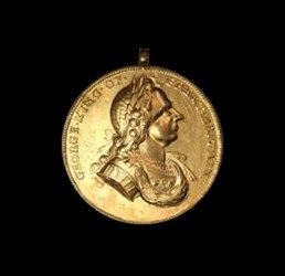 George I Indian Trade Medal