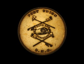 John Jacob Astor Fur Trade Medal