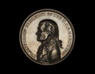 Jefferson Innaugural Medal