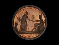 John Quicy Adams Innaugural Medal