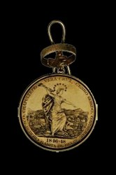 New York Volunteers Mexican-American War Award Medal