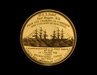 Laying of the Atlantic Cable