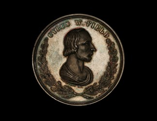 Cyrus W. Field Atlantic Telegraph Cable Medal