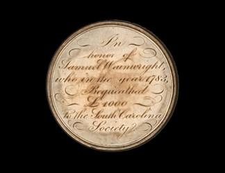 Centennial Celebration of South Carolina Society - Wainwright