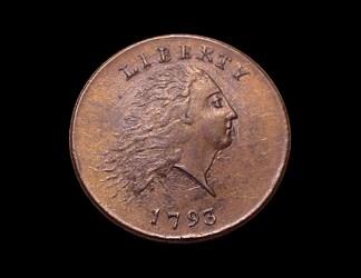 1793 1c, S-3