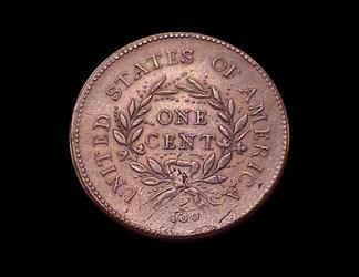 1793 1c, S-11a