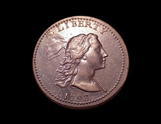 1793 1c, S-13