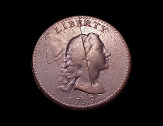 1793 1c, S-14