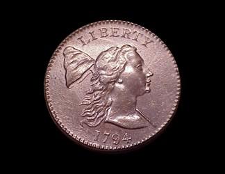 1794 1c, S-18b