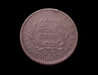 1794 1c, S-19a