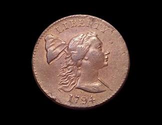 1794 1c, S-19b