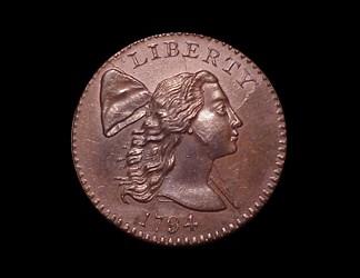 1794 1c, S-23