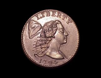 1794 1c, S-25