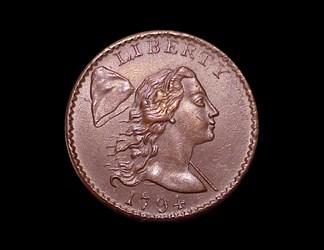 1794 1c, S-26