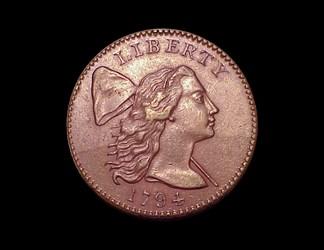 1794 1c, S-27