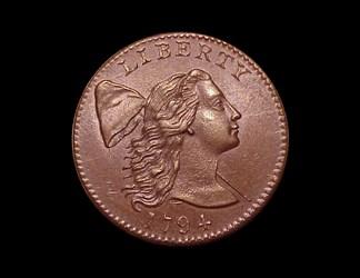 1794 1c, S-29