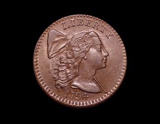 1794 1c, S-30