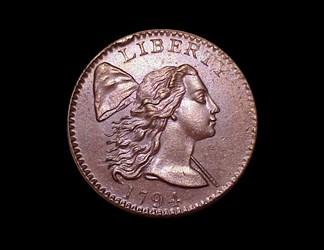 1794 1c, S-32