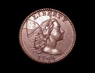 1794 1c, S-35