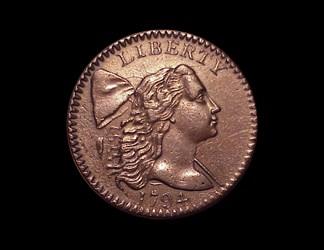 1794 1c, S-39