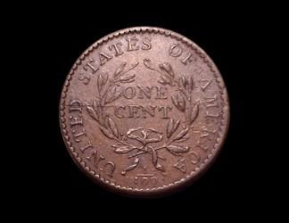 1794 1c, S-41