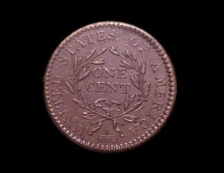 1794 1c, S-42