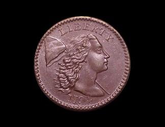 1794 1c, S-44