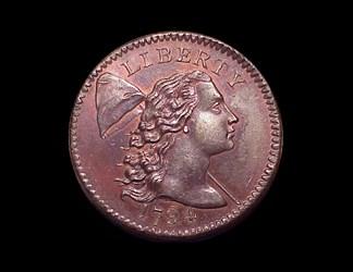 1794 1c, S-45