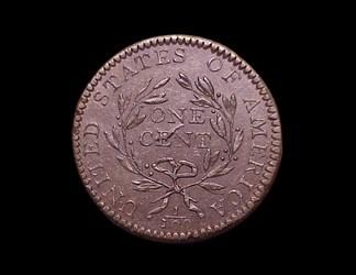 1794 1c, S-46