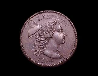 1794 1c, S-47