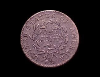 1794 1c, S-52