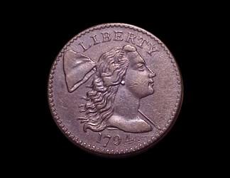 1794 1c, S-54