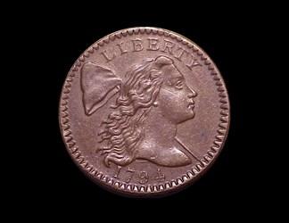1794 1c, S-58