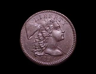 1794 1c, S-60
