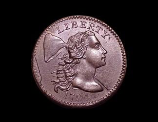 1794 1c, S-62