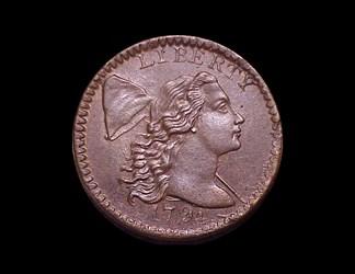 1794 1c, S-63