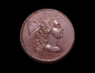1794 1c, S-64