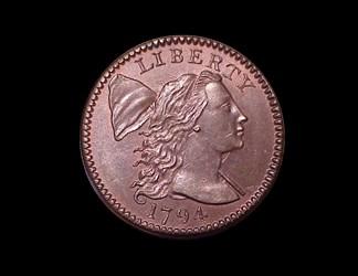 1794 1c, S-69